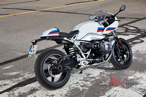 bmw bike 2017 2017 bmw r ninet racer r ninet pure bike review