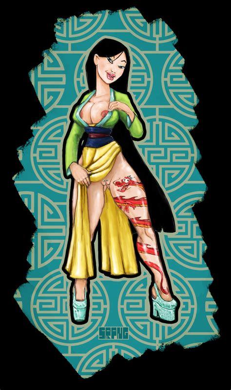 [bimbofication] disney princesses enhanced hentai