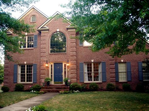 brick house design dutch colonial house plans traditional red brick wall interior design red brick house