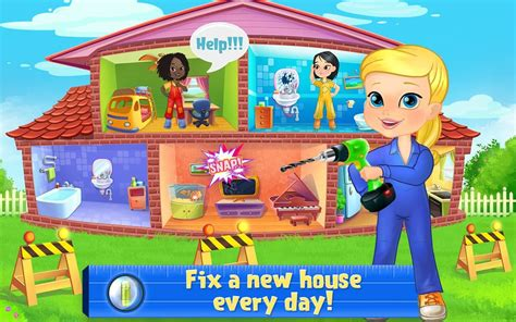house makeover games fix it girls house makeover apk free casual android game download appraw