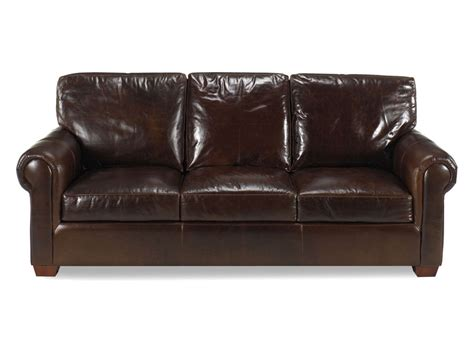 Langston Leather Sofa Leather Sofas Leathergroups Com Top Grain Leather Sofa
