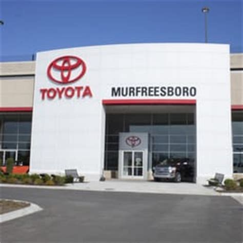 Murfreesboro Toyota Toyota Of Murfreesboro 21 Photos 28 Reviews Car