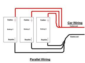 modified power wheels faq parallel series wiring how to