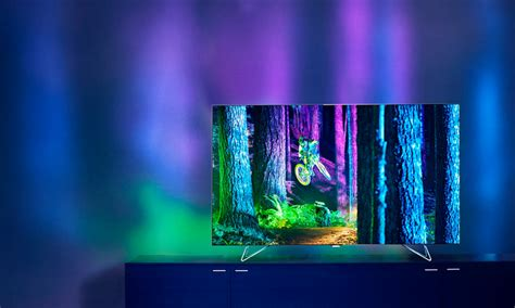 turn   philips ambilight    lifeless