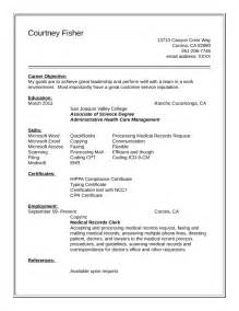 Records Assistant Sle Resume by Records Clerk Resume Sales Lewesmr Record Clerk Resume Sales Lewesmr Records With