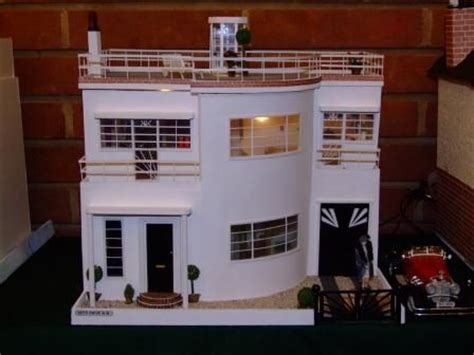 art deco dolls house 698 best miniatures images on pinterest