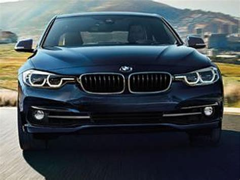 bmw sedan cars price in india bmw india launches petrol powered 320i sedan at rs 36 9 lakh