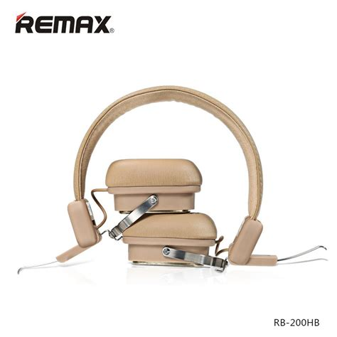 Bluetooth Headset Remax 195hb High Sound Quality remax official store bluetooth headphones sporty rb s8