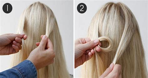 how to do knot hairstyles diy celtic knot half updo hair tutorial pictures photos