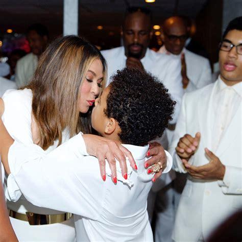Beyoncé Shares Even More Photos of Tina Knowles & Richard