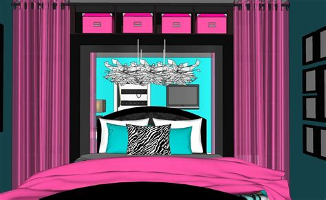 pink and teal bedroom teal and pink bedroom home
