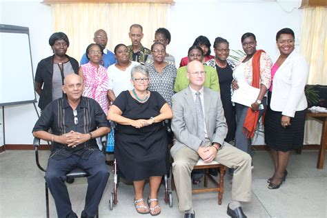 theme for education month 2015 in guyana twelve trained to improve delivery of quality education