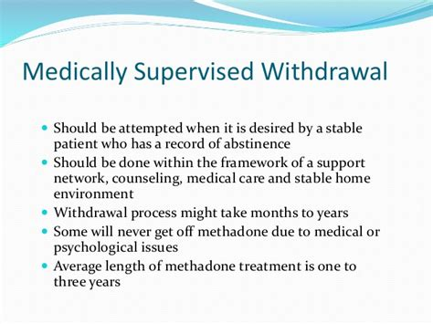 Medically Supervised Detox by Treatment Strategies For And Families With Substance
