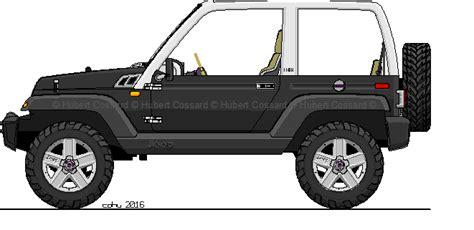 jeep icon concept chrysler jeep icon concept 1997