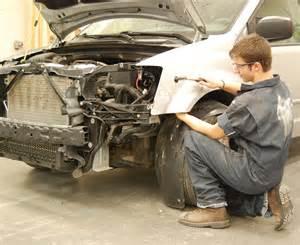 Collision Repair Career Enhancement And Assessment Pioneer Career