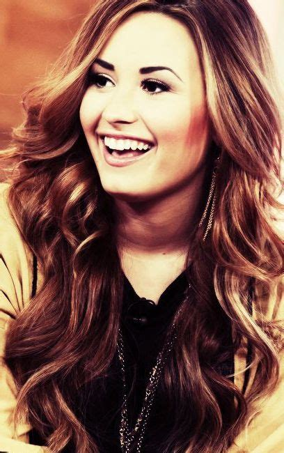 celeb true hair color 17 best images about demi lovato on pinterest style