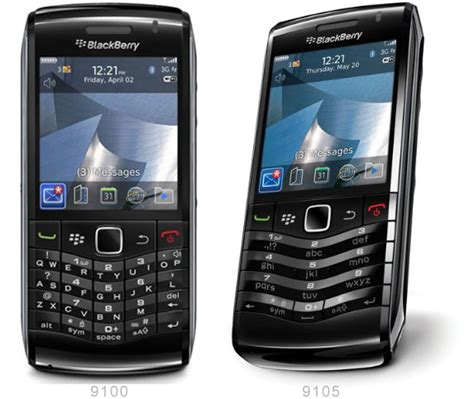 Blackberry Pearl 3g 9105 blackberry pearl 9100 and 9105 launched in india