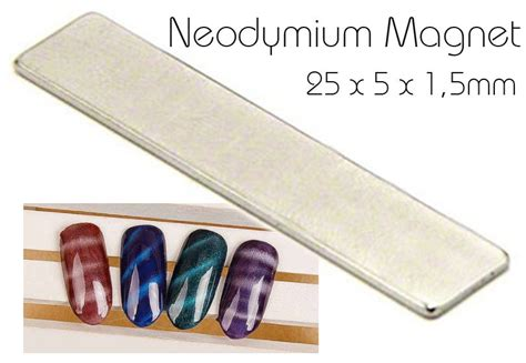 Nägel Magnet by Neod 253 Miov 253 Magnet Na Nechty 2