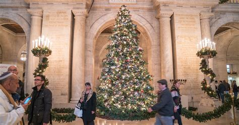 where to find 12 of nyc s festive christmas trees curbed ny
