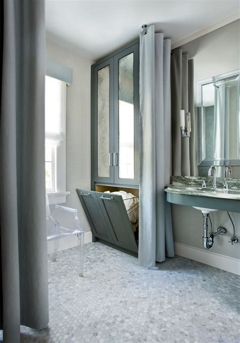 edgecomb gray bathroom impressive laundry her innovative designs for closet