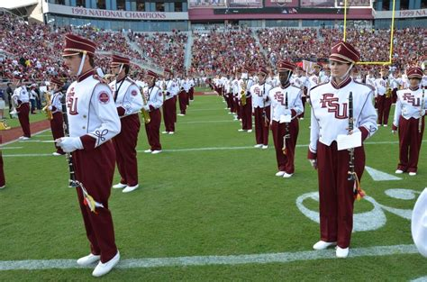 the marching chiefs of florida state the band that never lost a halftime show books fsu marching chiefs 2012 season