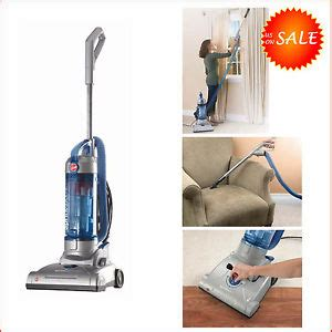best upright bagless hoover vacuum pet hair dirt hardwood
