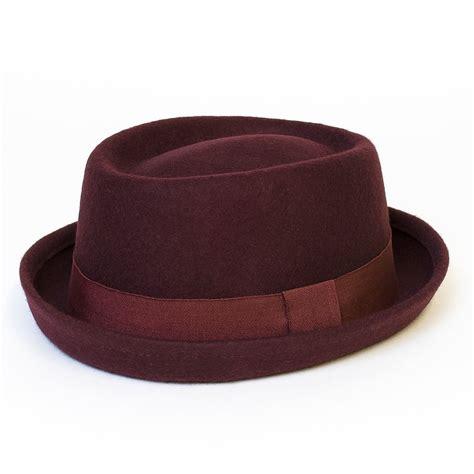 Porkpie Hat 2 pork pie hat plain with band ebay