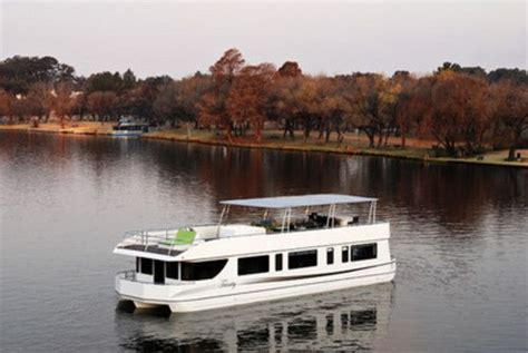 house boat on the vaal liquid living houseboat