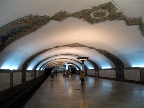 Subway Tile Design friday fun art in metro stations is about more than just