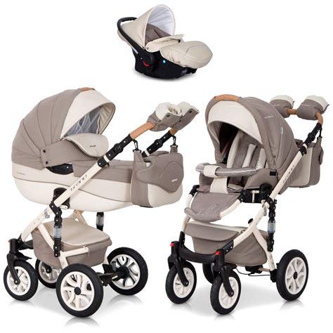Kinderwagen 3 In 1 3758 by 3in1 Kombi Kinderwagen Brano Ecco Babywanne Buggy