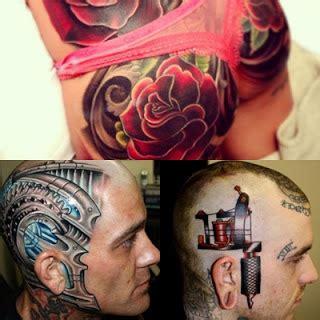 gambar tato di dada terbaik kumpulan gambar tato ekstrim yang tak lazim serba serbi