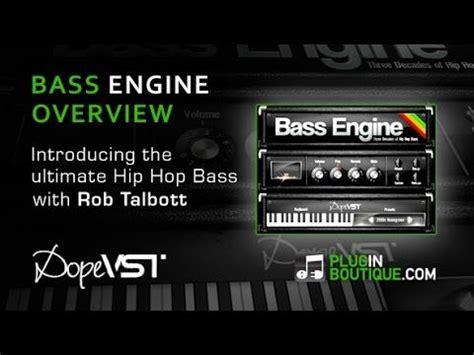 Garageband Hip Hop Bass Cool Bass Engine Overview Hip Hop Bass Plugin From Dope