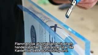 Plexiglas Polieren Zahnpasta by Acrylglas Polieren Viyoutube