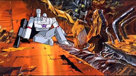 Transformers Movie 1986 Film Transformers The Movie 1986 Top Ten Moments Youtube
