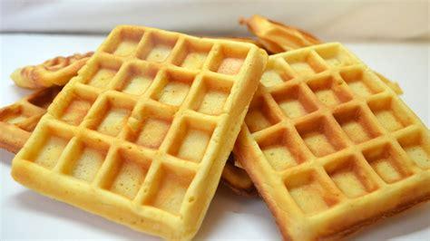 como decorar waffles como hacer waffles dulces 161 el postre m 225 s delicioso