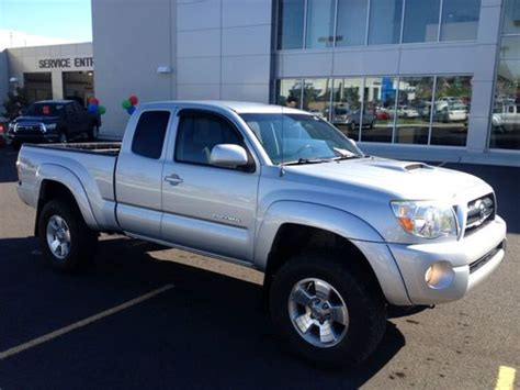 2005 Toyota Tacoma Extended Cab For Sale Purchase Used 2005 Toyota Tacoma Extended Cab 3