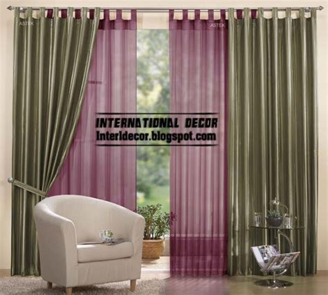 Top Catalog of Classic Curtains Designs, Models, Colors in