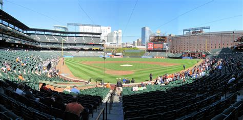 camden yards sections oriole park at camden yards panoramas cook sons