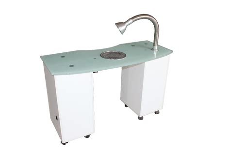 nail table l for sale spa tables for sale vented manicure tables nail salon