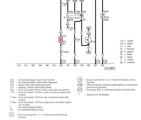 audi b5 headlight wiring diagram audi wiring diagrams