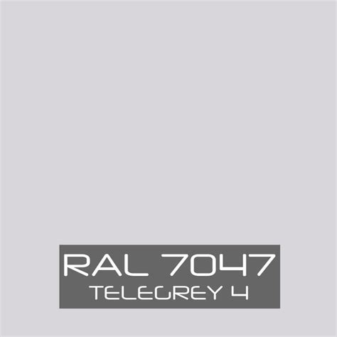 Paint For Floor by Ral 7047 Paint From 163 10 99