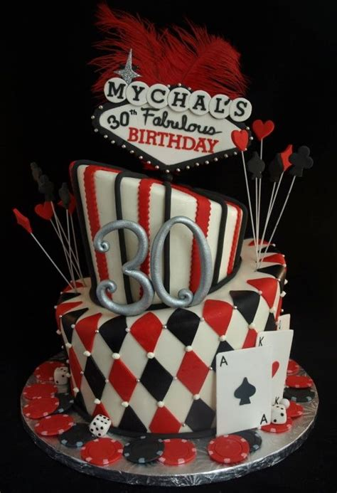 vegas themed birthday cakes uk 17 best images about casino birthday party on pinterest