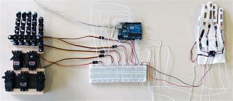 tutorial arduino robotic hand arduino blog a low cost robotic hand tutorial