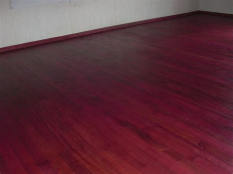 purple heart solid wood floor modern other metro by