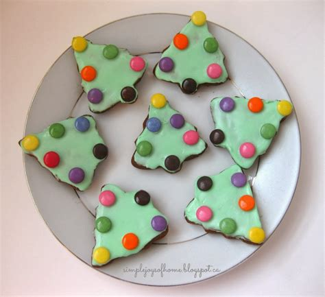 Simple Joys Of Home 5 Simple Joys Of Home Gingerbread Trees