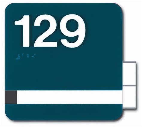 room number room number signs room mph02prc2 medline