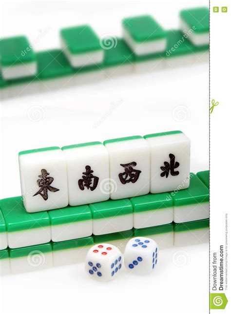 mahjong tiles stock image image of asian ancient chinese mah jong royalty free stock image image 9531676