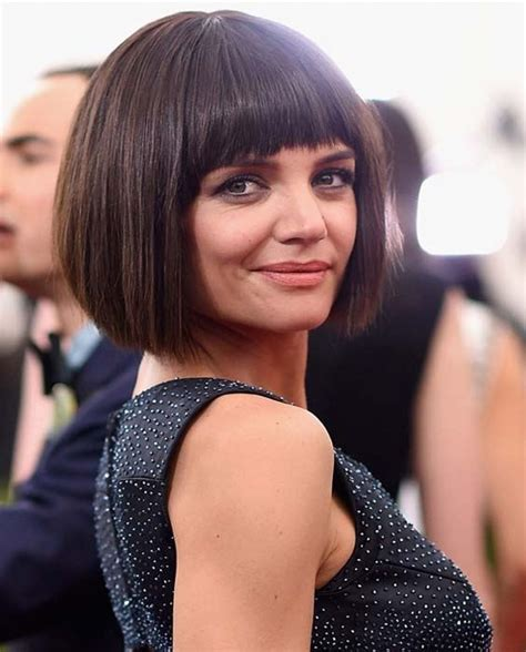 Hottest Katie Holmes Hairstyles for 2018   Hairstylesco