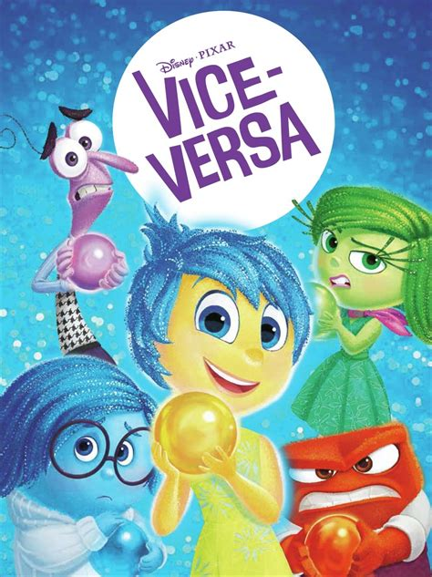 Vice Versa Walt Disney Livre France Loisirs