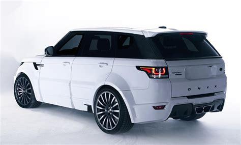 range rover sport concept range rover san marino by onyx concept
